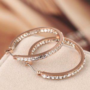 Michael Kors Diamond Fashion Metal Earrings